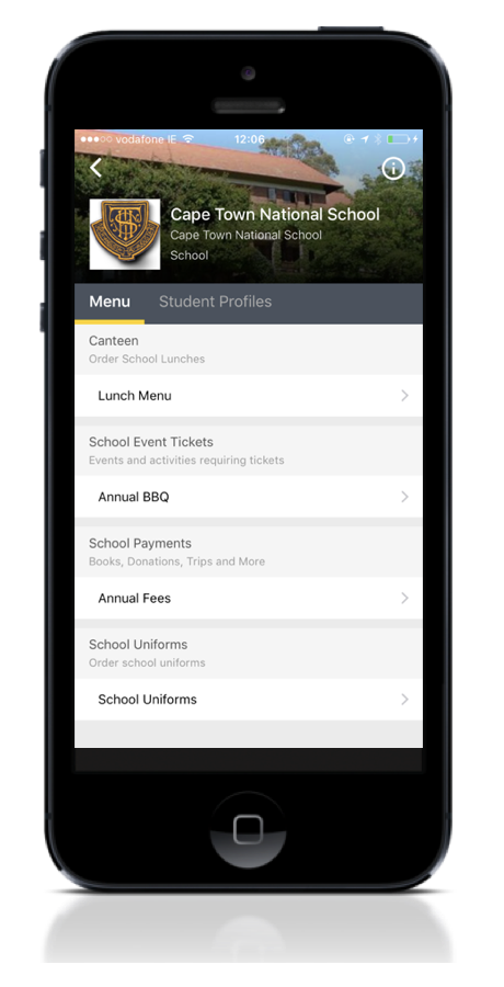 Mobile for Schools